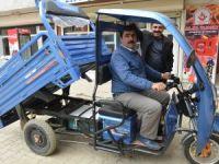 Çiftçilerin elektrikli araç kullanımı arttı