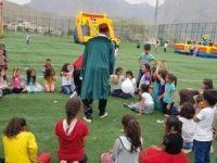 Hakkari'de karne şenliği düzenlendi