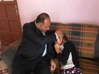 ASP Müdürü Kaya köyleri ziyaret ett