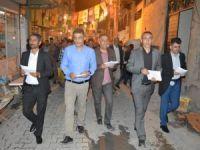 HDP'liler herkesi mitinge davet etti!