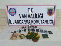 Şüpheli olan 16 kişi gözaltına alındı!