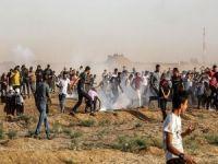 İsrail askeri saldırdı: 89 yaralı