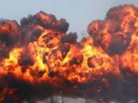 Binada patlama: 25 yaralı