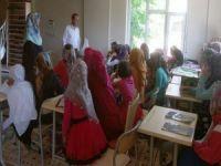 Hakkari'de yaz Kur'an kursları başladı