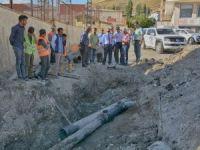 İçme suyu inşaat çalışmaları sürüyor