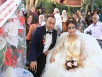 Hakkari'de iki gün iki gece süren festival gibi düğün