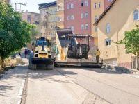 Hakkari'deki mahalleler asfalta kavuşuyor