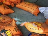 25 kilo amonyum nitrat ele geçirildi