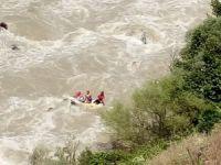 Çukurca'da rafting şampiyonası hazırlıkları