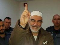 Şeyh Raid Salah serbest bırakıldı