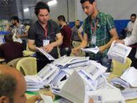 Duhok'ta elle oy sayma işlemi başladı