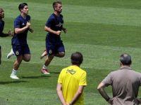Fenerbahçe 3 kişiyle çalıştı