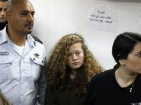 Cesur kız Tamimi serbest bırakıldı