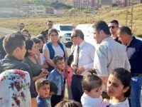 Başkan Epcim, vatandaşın taleplerini dinledi