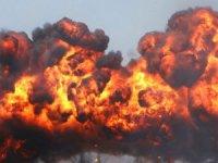 Yüksekova'da patlama:1şehit, 8 yaralı