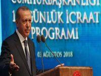 Cumhurbaşkanı Erdoğan'dan kritik dolar çağrısı