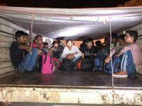 22 Pakistanlı mülteci yakalandı