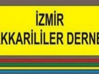 İzmir Hakkari derneğinden kınama