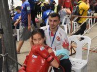 Gezemnur Tatlı Muaythai'de dünya üçüncüsü oldu