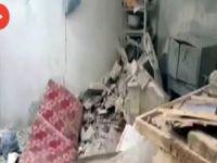 Hava saldırısı: 3 ölü, 12 yaralı