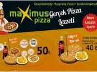Maximus-Pizza 4 günlük kısıtlama gününde açık