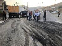 Kıran ve Berçelan bitümlü sıcak asfalta kavuşuyor
