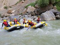 Cilo rafting takımı Türkiye şampiyonasına hazırlanıyor
