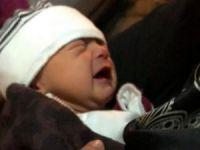 10 günlük bebek sokağa bırakıldı