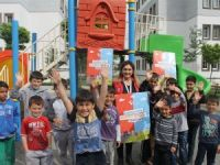 ASP Bin 107 çocuğa destek verdi