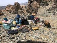 PKK mağarası ele geçirildi