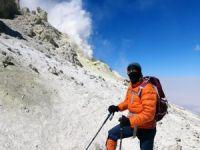 CİSAD dağcıları Demavent dağına tırmandı