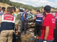Katliam gibi kaza: 5 ölü, 10 yaralı