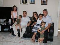 Vali Toprak'tan şehit ailelerine bayram ziyareti