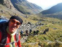 CİSAD üyeleri 3932 rakımlı Kaçkar dağına tırmandılar