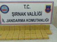 14 kilo 400 gram eroin maddesi ele geçirildi