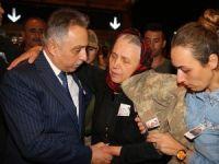 Şehit Serkan Dökmeci için tören düzenlendi