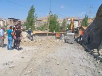 Dağgöl mahallesi ilk defa asfalta kavuşacak