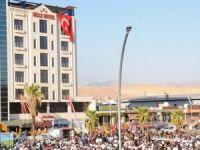 7 milyon TL'lik otel açıldı