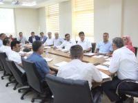 Eğitim Değerlendirme Toplantısı' yapıldı