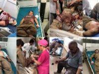 İran Peşmerge karargahlarına saldırdı..