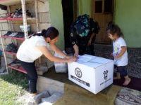 Çukurca'da 26 aile sevindirildi