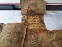 Çukurca'da 7 parça tarihi İncil ele geçirildi