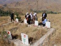 Geçitli patlamasında hayatını kaybedenler anıldı