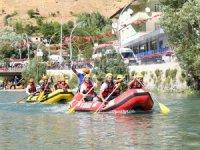 Rafting Türkiye şampiyonası sona erdi