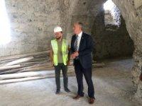 Başkan Keskin, Melik Esat Camisi'ni ziyaret etti
