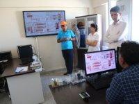 Atık su arıtma tesisi yeni teknoloji ile donatıldı