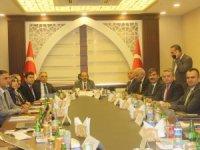 DAKA yönetim kurulu toplantısı Hakkari'de yapıldı