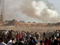 İsrail terör estirdi: 1 şehit, 312 yaralı