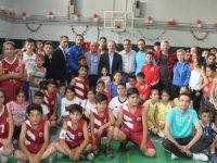 6 bin öğrencinin katıldığı yaz spor okulları sona erdi