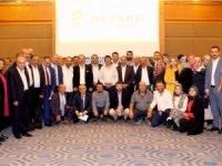 AK Parti İl Başkanlığı Stratejik Eylem Planı hazırlandı